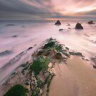 Green Rock by Rykardo