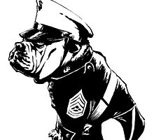 Marine Bulldog by Gregory Titus