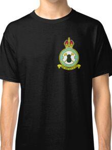 75(NZ) Squadron RAF Full Colour crest (small) Classic T-Shirt