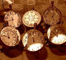 Shadows Of Time by Linda Miller Gesualdo