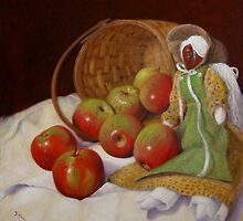 Apple Annie by Donelli J.  DiMaria