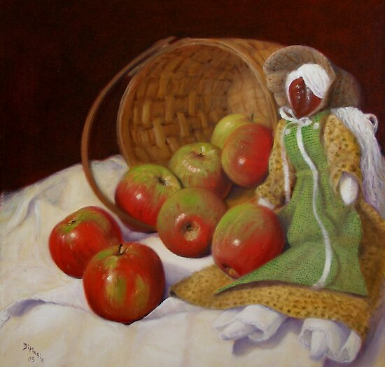 Apple Annie by Donelli J.  DiMaria