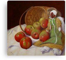 Apple Annie Canvas Print