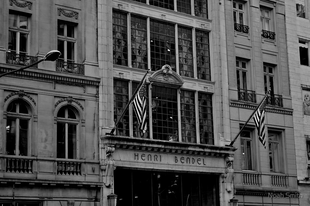 Henri Bendel, New York by Noah Smith