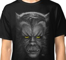 The Werewolf Curse Classic T-Shirt