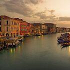 Venice by Béla Török