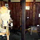 Stable inside the Farmhouse by icesrun