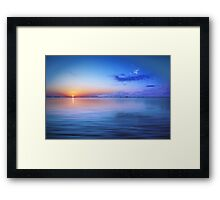Where I Can Always Be Framed Print