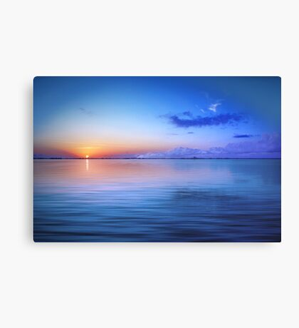 Where I Can Always Be Canvas Print