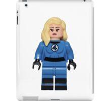 LEGO Invisible Woman / Sue Storm iPad Case/Skin