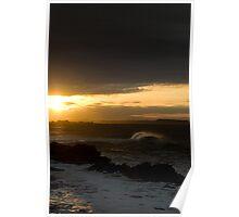 Somerset Beach, NW Tasmania Poster