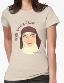 Saint Mary MacKillop - Rebel with a Cause T-Shirt
