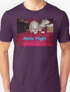 rats movie night T-Shirt