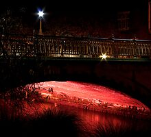 Mystic Bridge by Belinda Osgood