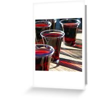 Plein Air Communion Greeting Card