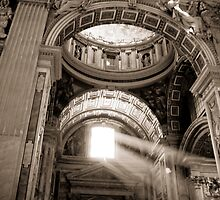 St Peter's Light by AriseShine
