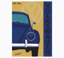 Vintage Volkswagen by Joe Simpson