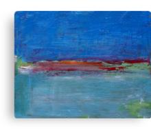 The Sound Canvas Print
