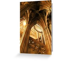 John Rylands Library Greeting Card