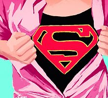Girl, you're super by crislatorre
