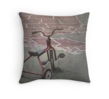 Playground 4 Throw Pillow