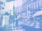 Parisian Rain by schizomania