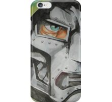 von doom iPhone Case/Skin