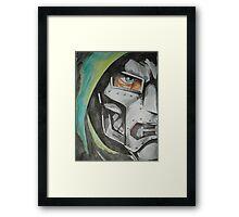 von doom Framed Print