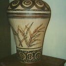 large grecian pot by catherine walker