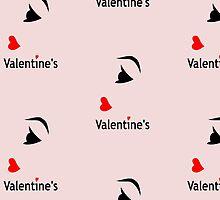 My Funny Valentine design by patjila