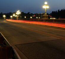 Pasadena Bridge by tstreet