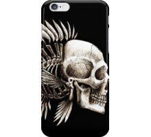 Skull Fish iPhone Case/Skin