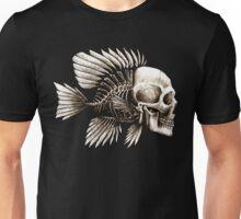 Skull Fish Unisex T-Shirt