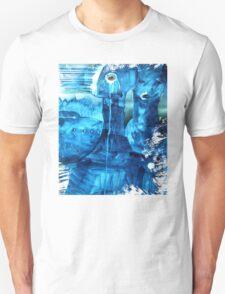 blue souls Unisex T-Shirt