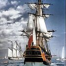 Memories of the Endeavour by Larry Lingard-Davis