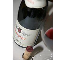Bourgogne Photographic Print