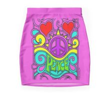 Peace to all Humanity... Pencil Skirt