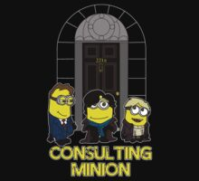 The Worlds Only Consulting Minion by ultimatewarrior