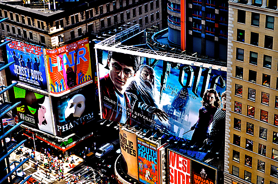 Billboard City by Noah Smith