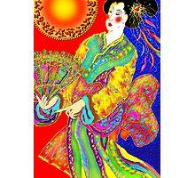 'Kabuki' Photographic Print