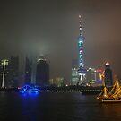 Shanghai night by ChauTW