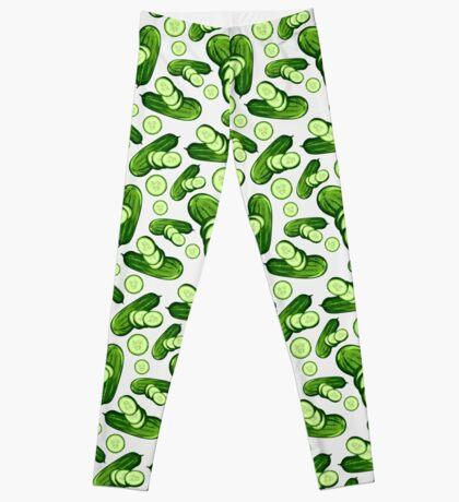 Veggiephile - Cucumbers Leggings