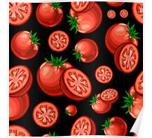 Veggiephile - Tomatoes Poster