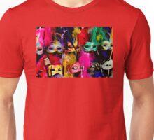 VENITIAN MASKS Unisex T-Shirt