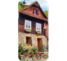 House by the road iPhone Case/Skin