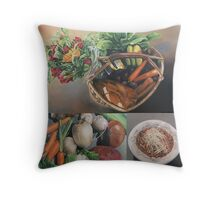 How to Make a Sustainable Soup Throw Pillow