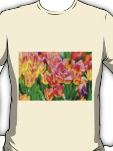Tulips Enchanting 53 T-Shirt