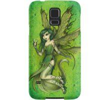 Green Fairy Samsung Galaxy Case/Skin