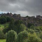 Edinburgh Castle by Graham Ettridge