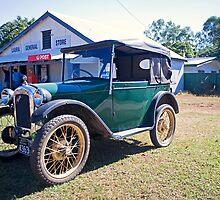 The Old Austin by Richard  Windeyer